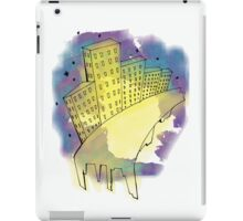 City Lights iPad Case/Skin