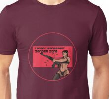 Archer - Danger Zone (Circled) Unisex T-Shirt