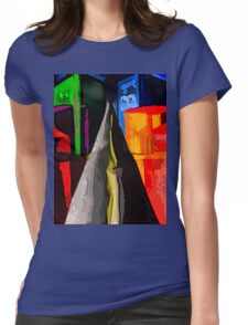 Perspective is King-Tee/Hoodie Womens Fitted T-Shirt