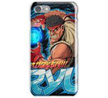 Ryu – Hadoken! iPhone Case/Skin