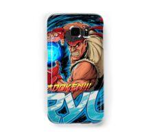 Ryu – Hadoken! Samsung Galaxy Case/Skin
