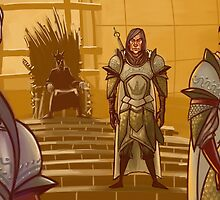 The King's Guards.  by Amata415