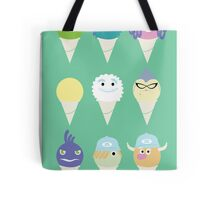 We all scream for ice cre- snow cones! Tote Bag