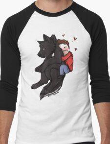 sterek Men's Baseball ¾ T-Shirt