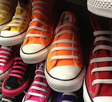 Shoes by Emilie J. N. Pelka
