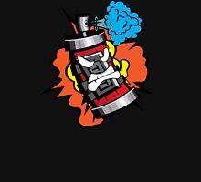 Graffiti Dynamite Women's Fitted Scoop T-Shirt