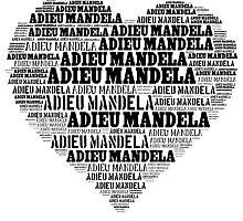 Adieu Mandela by Dee Constantine-Simms