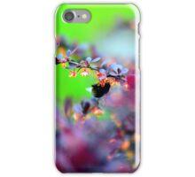Switzerland bumble iPhone Case/Skin