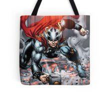 Thor Transporting by Dheeraj Verma Tote Bag