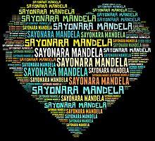 Sayonara Mandela by Dee Constantine-Simms
