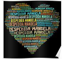 Despedida Mandela (Spanish) Poster