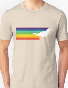 8 bit Okosan running Unisex T-Shirt