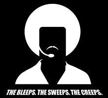 Spaceballs: The Bleeps! The Sweeps! The Creeps!  by kristaperyer