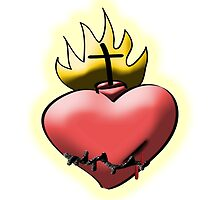 Sacred Heart by Adam Berardi