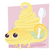 Pascal's Pineapple Dole Whip Photographic Print