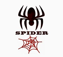 Spider Collectors tee Shirt & Stickers Unisex T-Shirt
