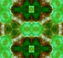 Plant Matter Pattern by Mariaan Maritz Krog Photos & Digital Art