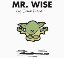 Mr Wise T-Shirt