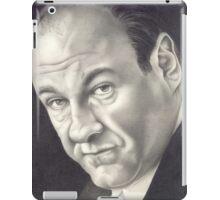 James Gandolfini iPad Case/Skin