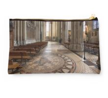 Calm in Cologne Cathedral Studio Pouch