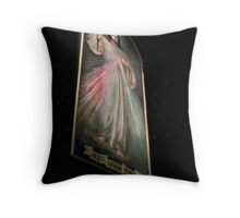 Transcendental Dream and Meditation. Throw Pillow