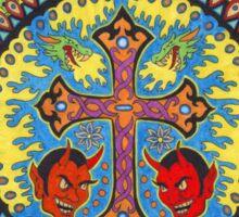 Black Oath Sticker