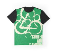 coheed and cambria color before the sun Tour 2016 RP05 Graphic T-Shirt
