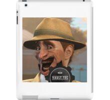 Vault Tec; prepare for the future iPad Case/Skin