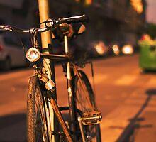 Las bicicletas son para verano. by Jgarcia-photo