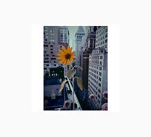 Sunflower on Wall Street Unisex T-Shirt