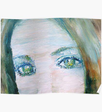 EYES OF LISA Poster