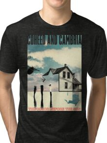 coheed and cambria color before the sun Tour 2016 RP06 Tri-blend T-Shirt