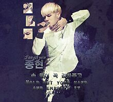 Jonghyun  by cutgothic