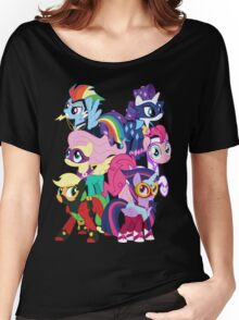 Power Ponies Reassemble Women's Relaxed Fit T-Shirt
