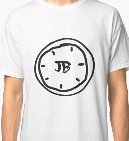 Clock Jb - Black Classic T-Shirt