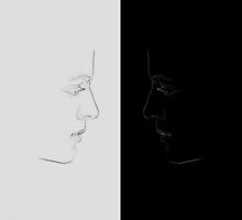 Black & White by anamont