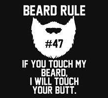 Beard Rule #47 Unisex T-Shirt