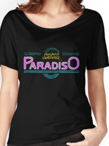 Nuovo Cinema Paradiso Women's Relaxed Fit T-Shirt