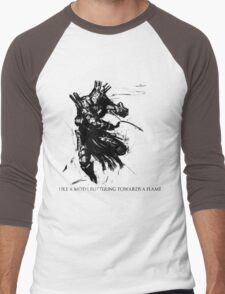 Lautrec The Embraced Men's Baseball ¾ T-Shirt