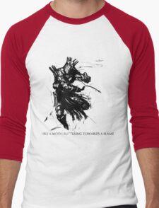 Lautrec The Embraced Men's Baseball ¾ T-Shirt