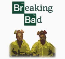 breaking bad tee by Cupcake-ninja