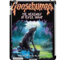 Goosebumps Werewolf Of Fever Swamp iPad Case/Skin