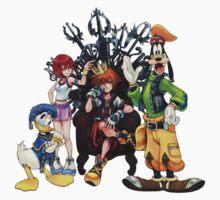 Kingdom Hearts by FinalStar