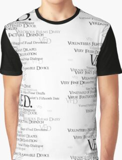 VFD Graphic T-Shirt