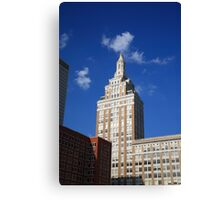 Tulsa Skyline Canvas Print
