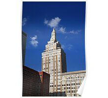 Tulsa Skyline Poster