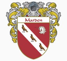 Marden Coat of Arms/Family Crest Kids Clothes