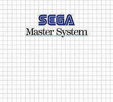 Sega Master System by KUPNOODLE