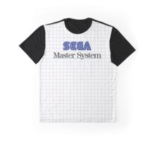Sega Master System Graphic T-Shirt