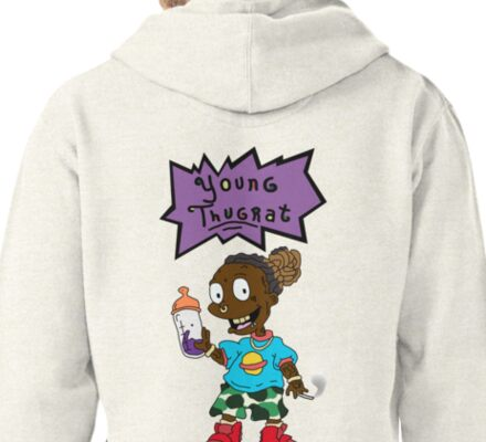 Young Thug - Thugrats  Pullover Hoodie